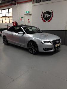Audi A5 Silver