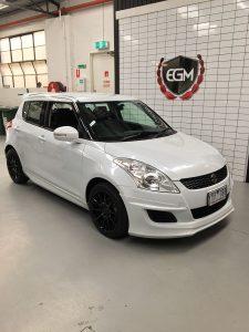 Suzuki White