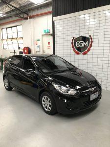 Hyundai Black
