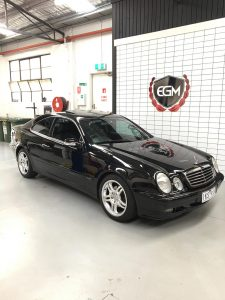 Mercedes-Benz Black Model