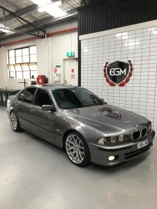 BMW Gray Luxury