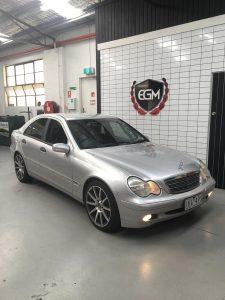 mercedes specialist garage