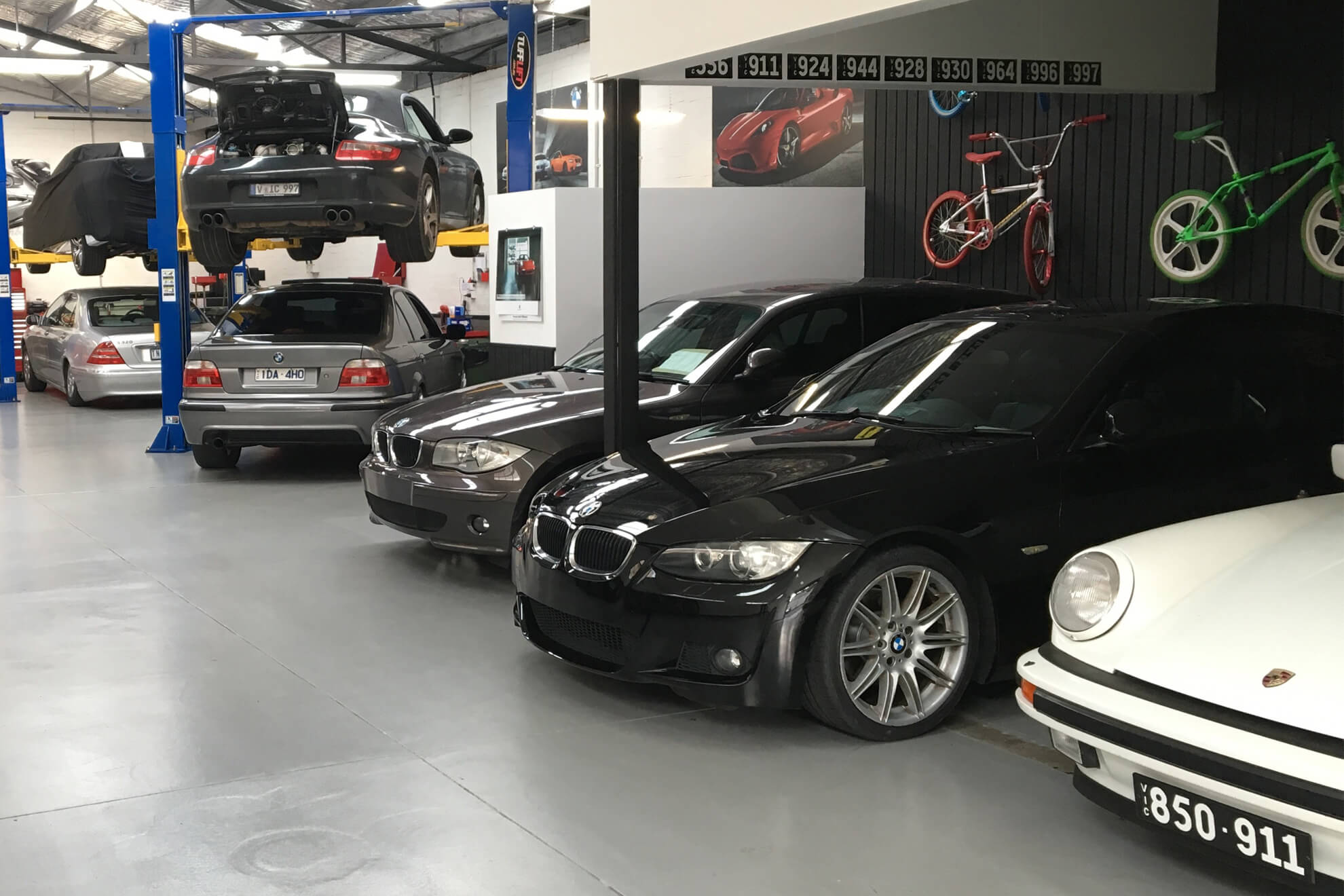 bmw car shop