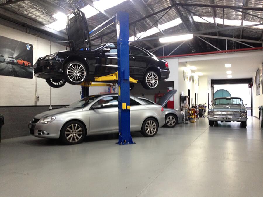 Euro Garage Melbourne | Automotive Experts in West Melbourne