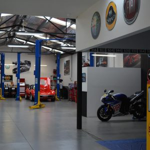 Euro Garage Melbourne Shop