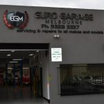 Euro Garage Melbourne home slide